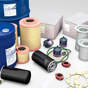 CompAir: расходные материалы, комплектующие, запчасти