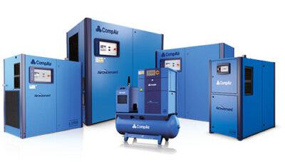 CompAir-kompressors